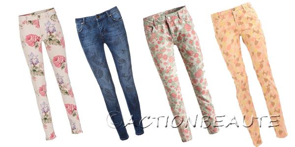 jeans imprime 2