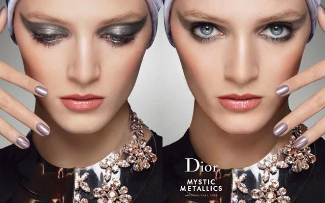 Dior mystic metallics