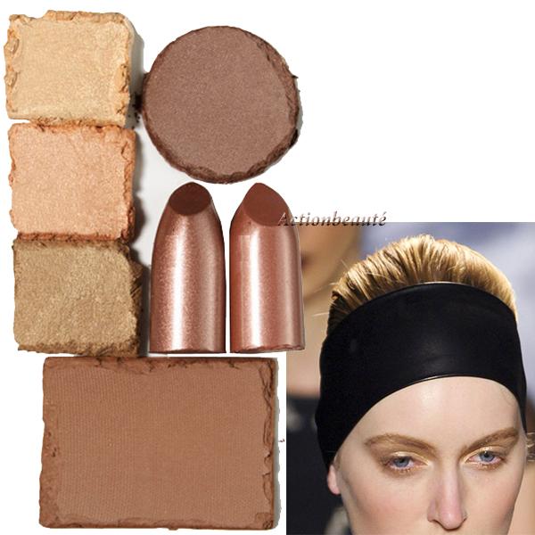 taupe makeup