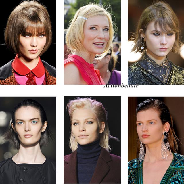tendance coiffures 2013 2014